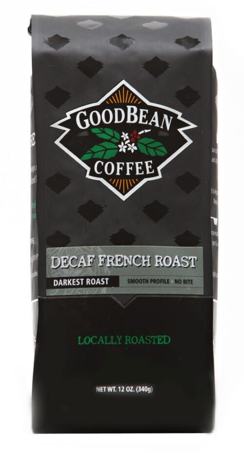 6 Pack Decaf French Roast